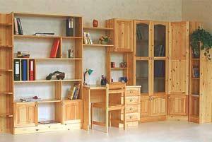 Шкафы, стеллажи,  письменный стол..-создайте свою композицию