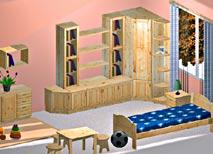 Дизайн детской комнаты должен разрабатываться с учетом того, что Ваш малыш растет!
