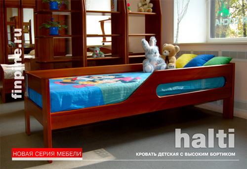 Детская мебель из сосны