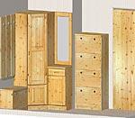 Мебель для прихожей из сосны