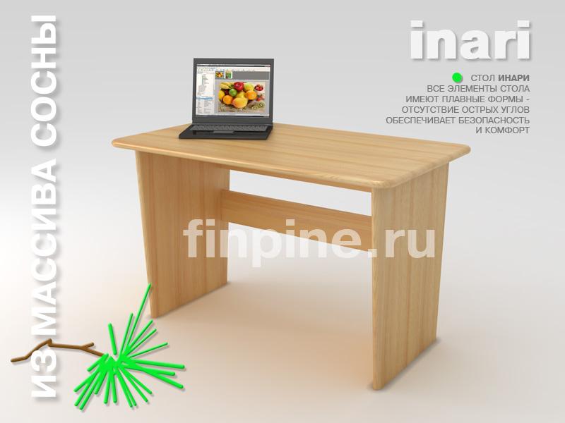 Письменный стол из сосны